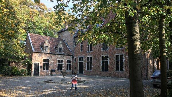 Anderlecht : la Maison Erasme