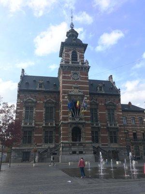 Anderlecht : la Maison Communale