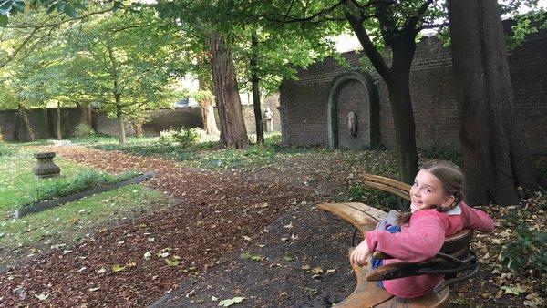 Anderlecht : le jardin philosophique