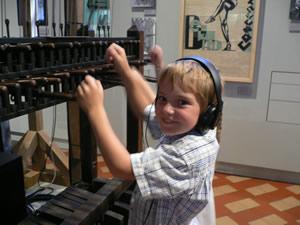 La Vleeshuis à Anvers : musée des instruments de musique