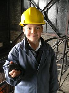 La mine de Blégny Trembleur