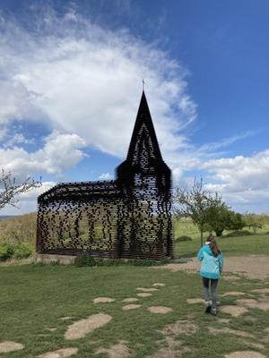 L'église transparente de Borgloon