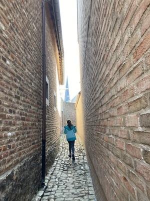Borgloon : visite de la ville à pied