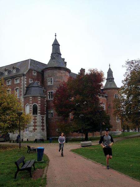 Boucle Noire autour de Charleroi