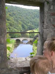 Bouillon : le château-fort