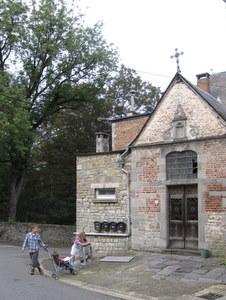 Chapelle à Bouvignes