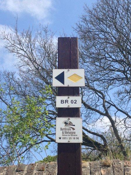 Promenade des Martins-Pêcheurs à Braives