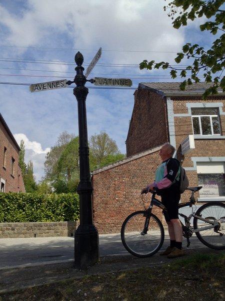 Boucle à vélo dans la Burdinale