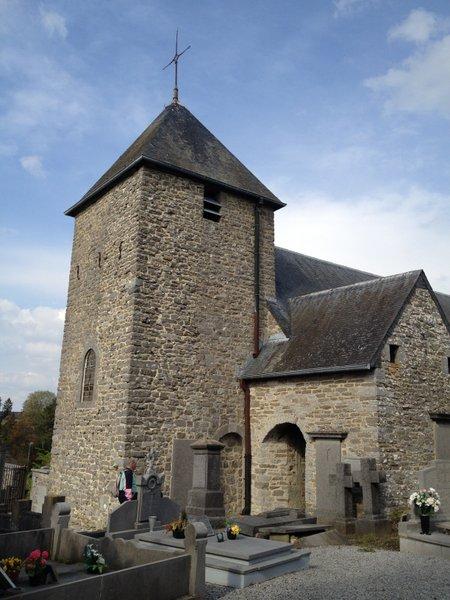 Eglise de Lavoir