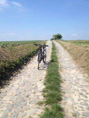 La Chaussée Romaine de Tongres à Bavay