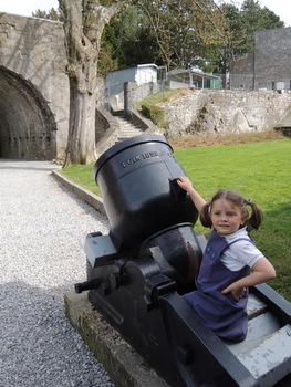 Visite de la Citadelle de Dinant