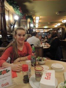 Manger à Cologne