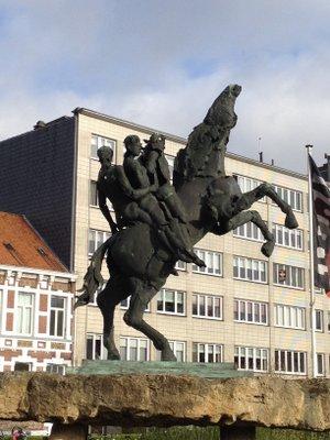 Visite de Dendermonde