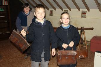 L'Ecole au Pluriel : musée de l'école à l'ancienne