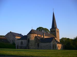 L'Eglise de Wéris