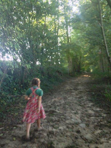 Promenade autour d'Evelette