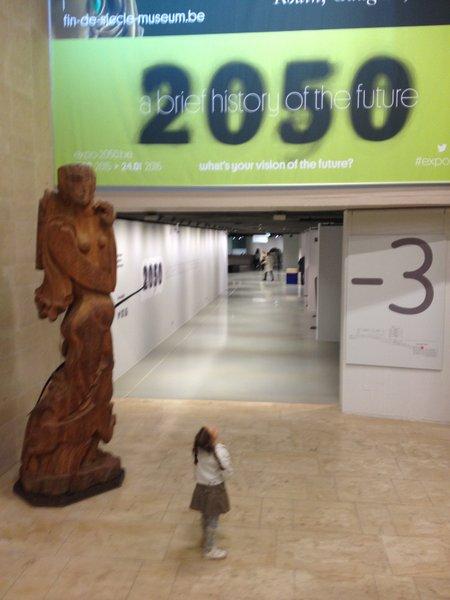 Expo 2050 à Bruxelles