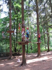 Forestia : le parc aventure