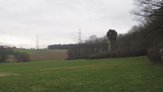 Le fort de Marchovelette