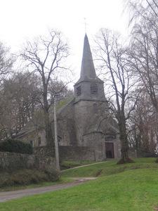 Eglise de Gelbressée