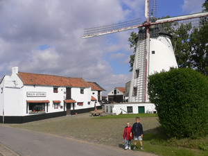 Moulin Defrenne à Petit-Leez