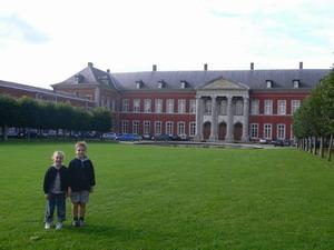 Gembloux : l'abbaye bénédictine