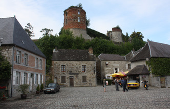 Hierges, Ardennes, France