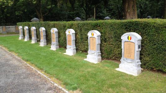 Le cimetière militaire de Champion
