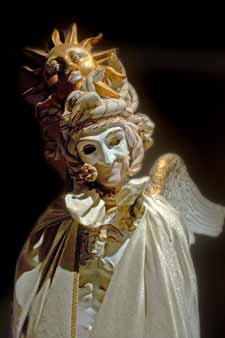 Musée du masque et du carnaval : collections internationales