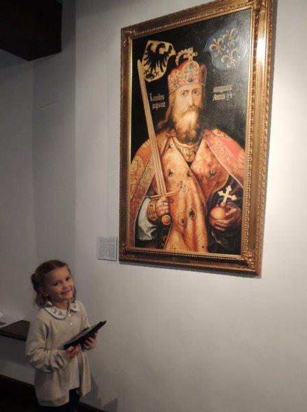 Expo Charlemagne à Herstal
