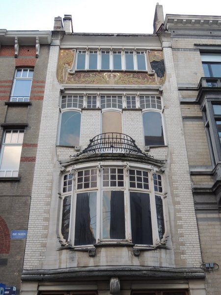 La Maison de Victor Horta à Bruxelles