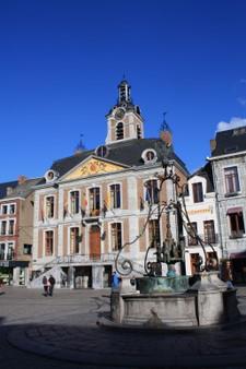 Huy : la Grand Place