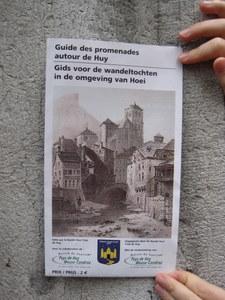 Guide des promenades autour de Huy