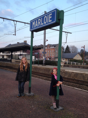 Promenade de Jemelle à Marloie