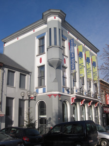 La Louvière : la Maison du Peuple