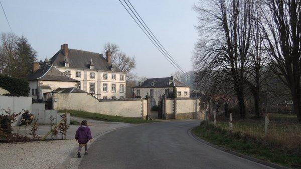 Le Belvédère des 7 Meuses entre Yvoir et Godinne