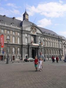 Liège : Place Saint Lambert