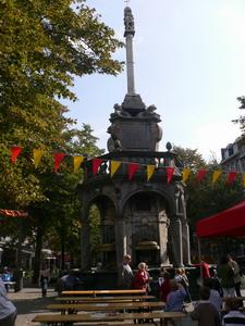 Liège : le Perron