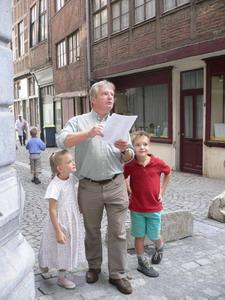 Liège : près de la Halle aux Viandes