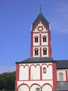 Liège : Eglise Saint Barthelemy