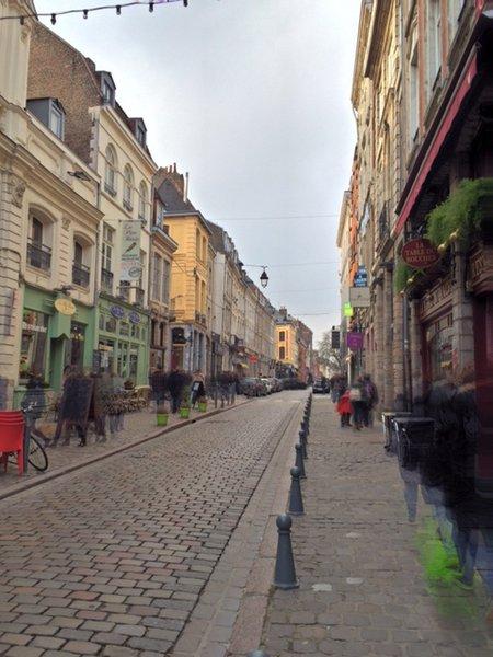 Excursion à Lille : les rues du Vieux Lille