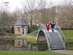 Parc à Louvain