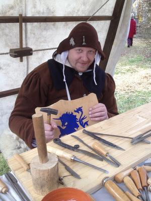 Fête médiévale à Marche-les-Dames