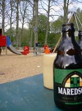 Maredsous : la plaine de jeux