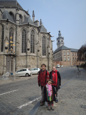 Balade Au Coeur De Mons Excursion En Famille