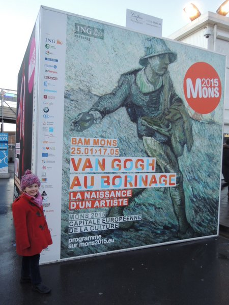 Exposition Van Gogh au Borinage