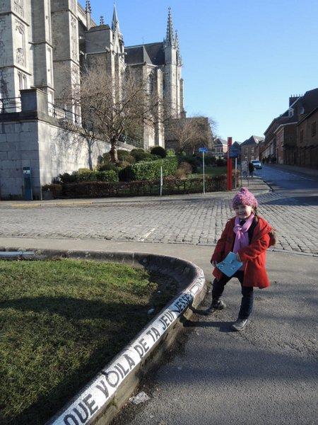 La Phrase dans les rues de Mons 2015