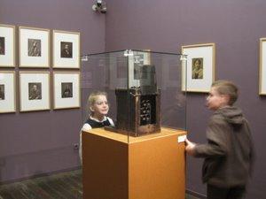 Musée de la photographie : le 19ème siècle