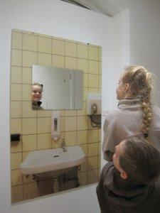 Musée de la photographie : les toilettes !