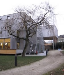Musée de la photographie à Mont-sur-Marchienne